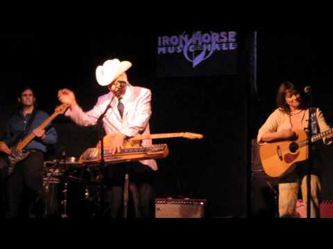 Junior Brown at the Iron Horse Music Hall Northampton, MA April 5, 2012