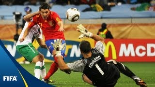 Villa's one-two punch ends Portuguese dreams