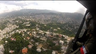 VIDEO: Haiti Helicopter Tour - Petionville, Port-au-Prince, Delmas, Cité Soleil