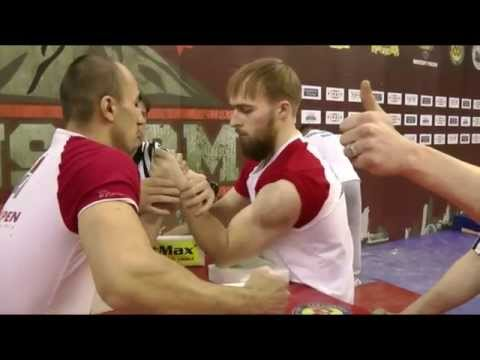Elbrus TSARIKAEV vs Dmitry KOK (cat. 70kg, left hand,RUS_Nationals 2015)