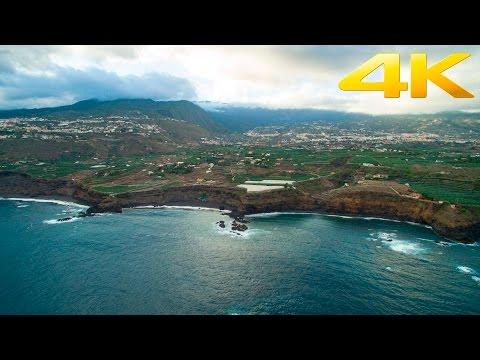 Costa de La Orotava 4K
