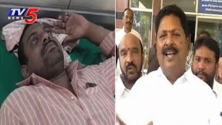 Clash Between TDP And YCP Activists In Navaratri Celebrations | East Godavari District