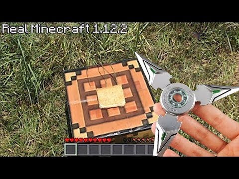 REALISTIC MINECRAFT IN REAL LIFE ~ IRL ANIMATION / The Best Episode
