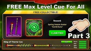 King Of Thorns Max Level Cue Free For All