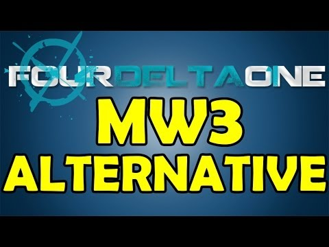 Four Delta One MW3 ALTERNATIVE ONLINE! Tekno MW3 Tutorial [HD]