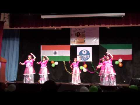 Desh Mera Rangeela - Dance by Kids Part -1