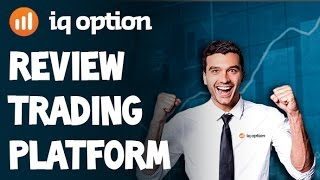 IQ Option Review trading platform