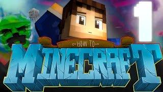 BEST START EVER?! HOW TO MINECRAFT #1 (Minecraft 1.8 SMP)