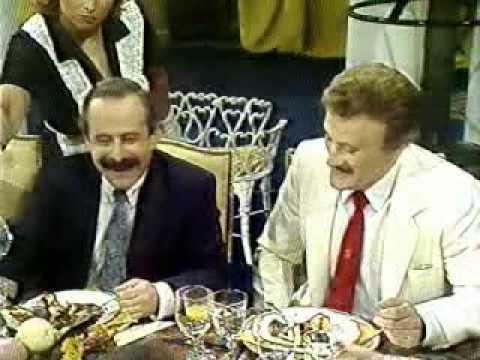 Almorzando con Mirtha Legrand con los Midachi (1990) 1/3