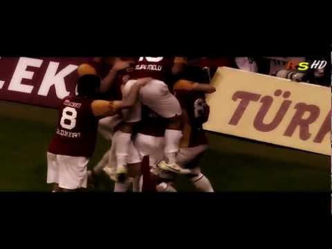 Galatasaray 2011/2012 Always on my Mind Always in my heart resmi