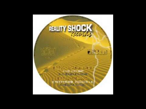 Errol Dunkley - Live Upright ( Reality Shock Records )