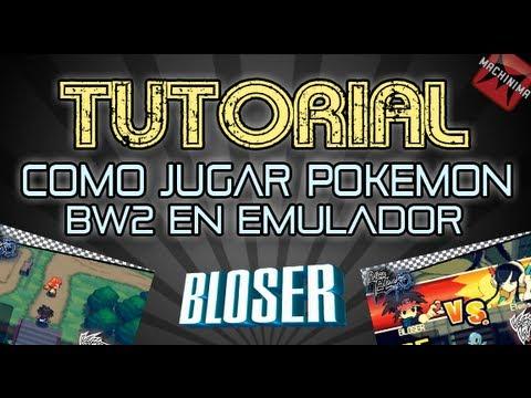 ● Como jugar Pokémon Black and White 2 [Hack Roms] - Fix Pantalla azul y Negra ●
