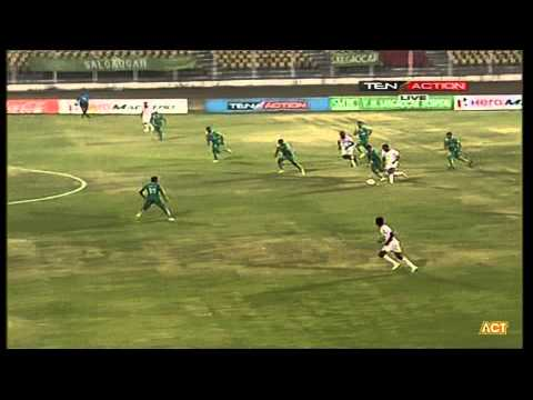 Hero I-League 2015 Salgaocar FC (0) vs Sporting Clube (2) 19-4-2015