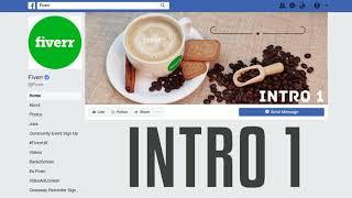 Coffee demo 7 Facebook Cover Video