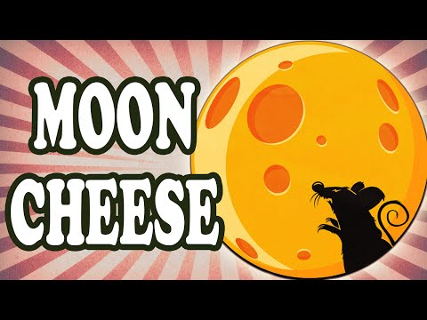 Why Did People Think The Moon Was Made Of Cheese?