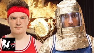 Immersion - NBA Jam in Real Life | Rooster Teeth