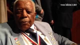 Dr. Eugene Richardson Tuskegee Airmen speaks on the importance of passing on  Tuskegee history