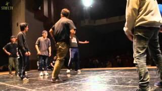 Bboy Hong 10 Trailer 2011 (Drifterz Crew)