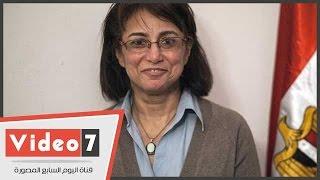 بالفيديو .. هالة شكر الله: الشعب الفلسطينى يحتاج لدعم سياسى وإنسانى