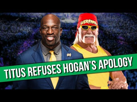 Titus O'Neil Doesn't Accept Hulk Hogan's Apology | HUGE NXT Spoilers
