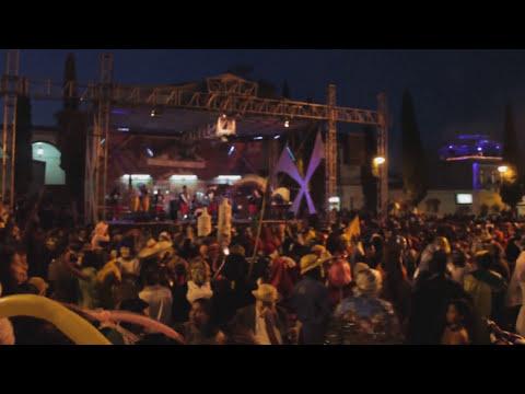Carnaval 2011 Tlaxiaco,Oaxaca 3er Domingo Los Sobrevivientes