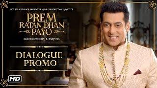 Prem Ratan Dhan Payo Dialogue Promo 1 | Beautiful Naari | Salman Khan & Sonam Kapoor