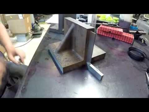 Angle Plate Castings #2