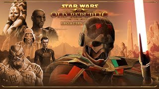 STAR WARS: The Old Republic – The Movie – Episode I: Legacies of Old (Sith Inquisitor)