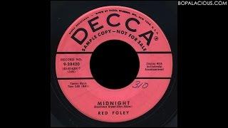 Watch Red Foley Midnight video