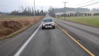 1979 Mercedes W116 300SD Ride-a-Long with Kent Bergsma