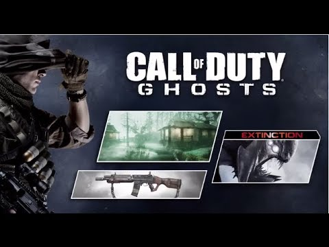 Call Of Duty Ghosts Onslaught Map Pack 1 Dlc New