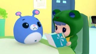 Мультфильмы для малышей - Руби и Йо-Йо - Красное варенье