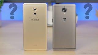 OnePlus 3T против Meizu Pro 6 Plus: выбираем лучший китайский смартфон до 500$