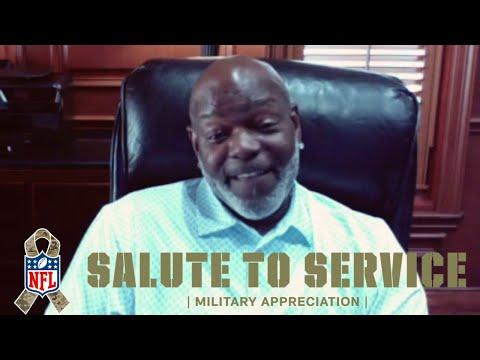 Salute to Service | Emmitt Smith