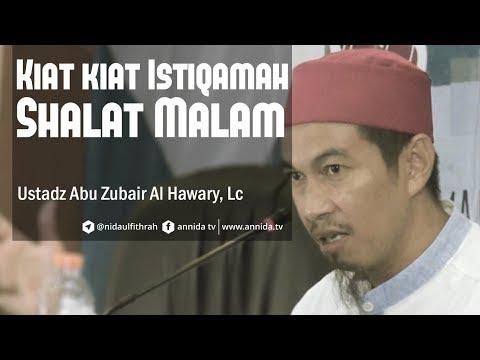 Kiat-kiat Istiqomah Shalat Malam