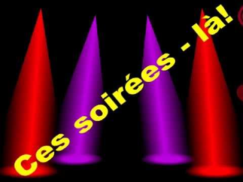 Ces soiree la - Yannick - YouTube