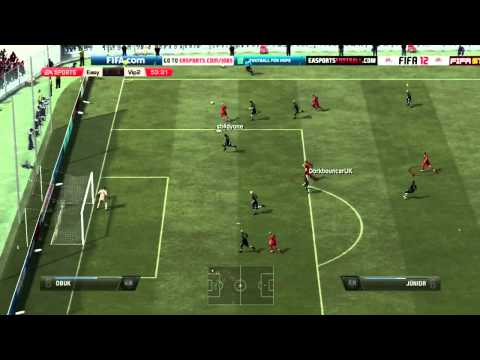 FIFA 12 CLUBS - CLASSIC VS VIP2GAMING