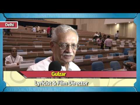 Veteran Film Lyricist & Director Gulzar speaks on Dadasaheb Phalke Award at 61st NFA