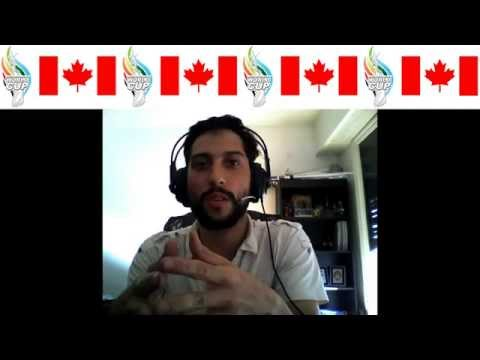 Guia para sacar la VISA de Canada