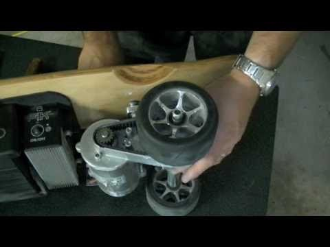 Fiik Skateboards | Electric Skateboards | Street Series 600w Belt Replacement