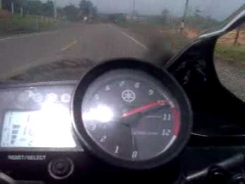 R15 MAX SPEED 160 KM H Colombia