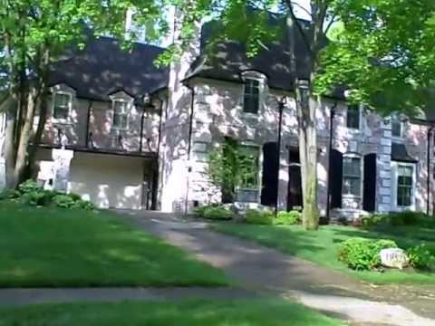 1. Detroit Michigan beautiful homes V