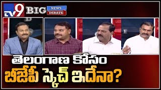 Big News Big Debate :ప్రజలందరూ మోదీ గారే మళ్ళీ ప్రధాని కావాలనుకున్నారు - BJP Sridhar Reddy