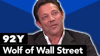 Jordan Belfort, Daniel Alonso, Kelly Evans: The Real Wolf of Wall Street