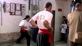 "Kung Fu Quest - Behind the scenes II  功夫傳奇-(洪拳) ""Hung Kuen Auténtico"" - Barcelona"