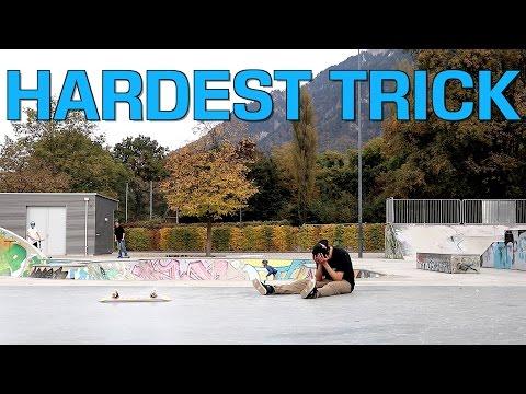 Hardest Special Trick Yet | Nollie Flip Underflip
