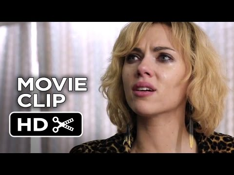 Lucy Movie CLIP - The Case (2014) - Scarlett Johansson Action Movie HD