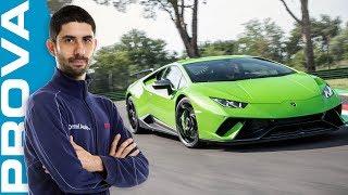 Lamborghini Huracán Performante | Veloce come il vento