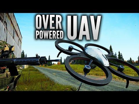 Eye in sky arma 3 fac airborne