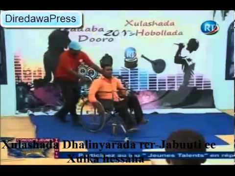Xulashada dhalinta Mustaqbalka(Djibouti's Got Talent)